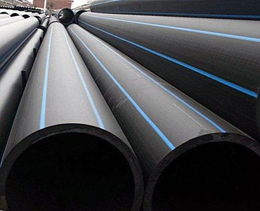 HDPE cijevi za vodu